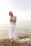 Thai Girl Portrait Stock Images