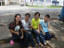 Thai girls Stock Photography