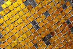 Thai glass mosaic Stock Image