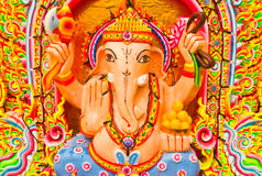 Thai God Ganesha Or God Of Success Stock Photos