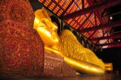 Thai Golden Buddha Stock Images