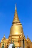 Thai golden pagoda Stock Image