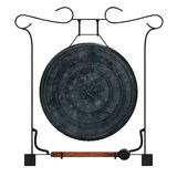 Thai gong isolated Stock Image