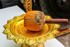 Thai gong stick Stock Photography