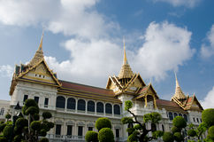 Thai Grand Palace Royalty Free Stock Images