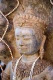 Thai graven image. Stock Image