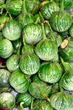 Thai Green Eggplant Royalty Free Stock Photo