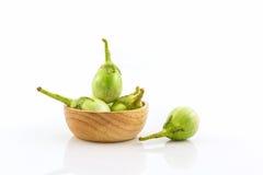 Thai green eggplant. Royalty Free Stock Photos