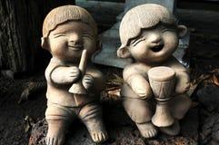 Thai Greeting doll Royalty Free Stock Photos
