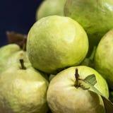 Close up guavas. Royalty Free Stock Photos
