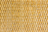 Thai handcraft of bamboo weave pattern Stock Photos