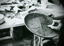 Thai handicraft. Stock Image