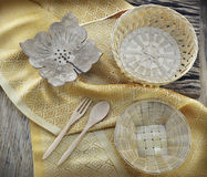 Thai handicraft Stock Photos