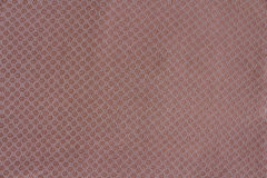Thai handmade fabric pattern Royalty Free Stock Photo