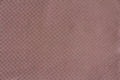 Thai handmade fabric pattern. Background of Thai handmade fabric pattern Royalty Free Stock Photo