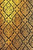 thai hantverkaremålning Fotografering för Bildbyråer