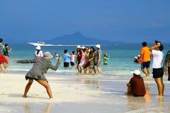 thai hav Royaltyfri Bild