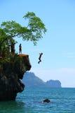 thai hav Arkivbild