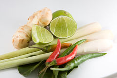 Thai herb cooking Royalty Free Stock Photography