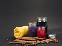 Thai herbal balm royalty free stock image