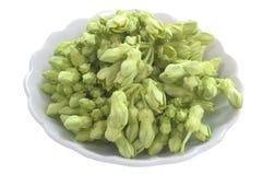 Thai herbal food ingredient, Cowslip flower Stock Image