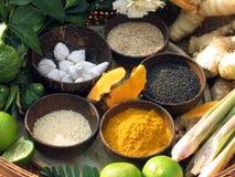Thai Herbs stock photography