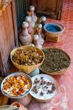 Thai herbs Royalty Free Stock Photo