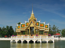 Thai Heritage Architecture Stock Photos