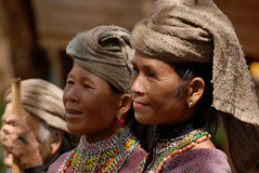 Thai Hill Tribe Woman Stock Photos