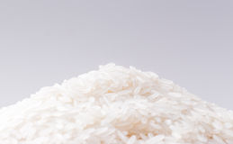 Thai Hom Mali White Rice Stock Photography