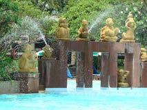 Thai hotel resort Royalty Free Stock Photography