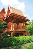 Thai house Royalty Free Stock Images