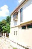 Thai house design in Ayutthaya Royalty Free Stock Photography