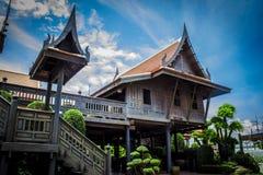 Thai House 1 stock image