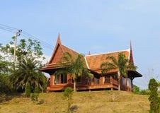 Thai house style Stock Image