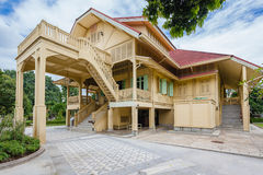 Thai house traditional style Stock Images