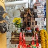 thai husande Arkivbild