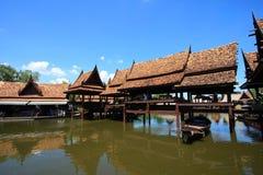 thai husstil Arkivfoto