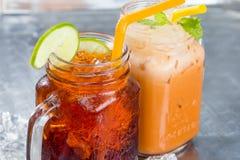 Free Thai Ice Tea Royalty Free Stock Photos - 62718508