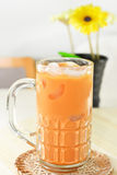 Thai ice tea Stock Photography