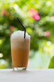 Thai ice tea Royalty Free Stock Images