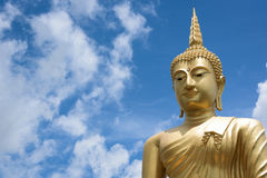 Thai image of Buddha Royalty Free Stock Photography
