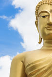 Thai image of Buddha Stock Photo