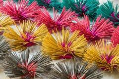 Thai incense preparation Stock Photos