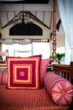 Thai interior Royalty Free Stock Photo