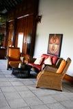 Thai interior Royalty Free Stock Photos