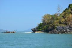 Thai island 1. Thai island, Hong Islands, Andaman Sea Stock Photography