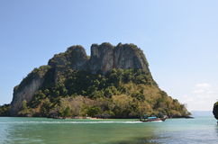 Thai island 2. Thai island, Hong Islands, Andaman Sea Stock Photos
