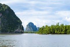 The Thai island of phuket Royalty Free Stock Photo