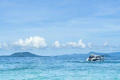 The Thai island of phuket Royalty Free Stock Image